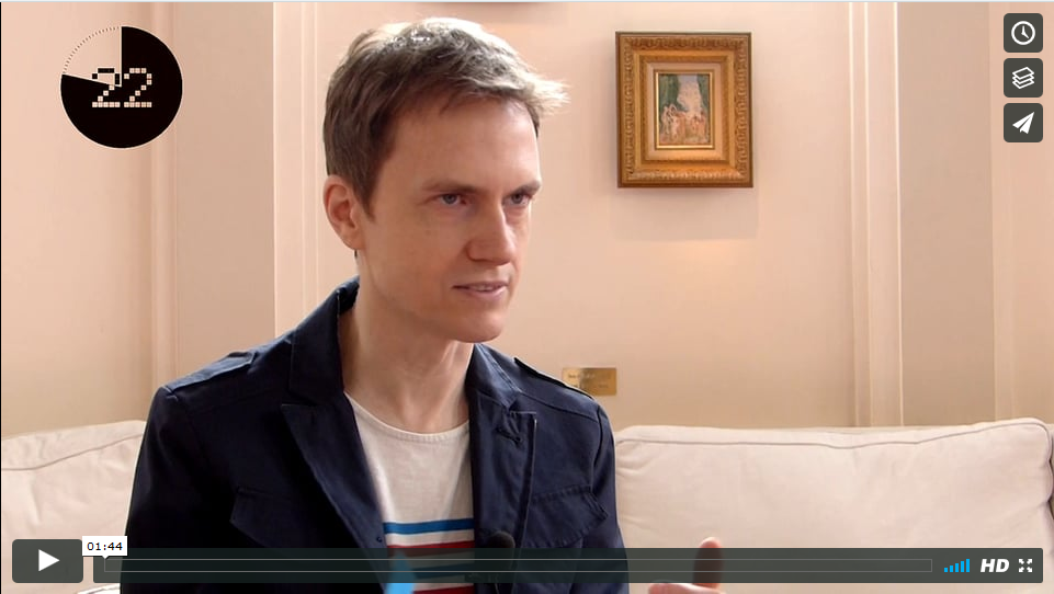Alexandre Tharaud interview