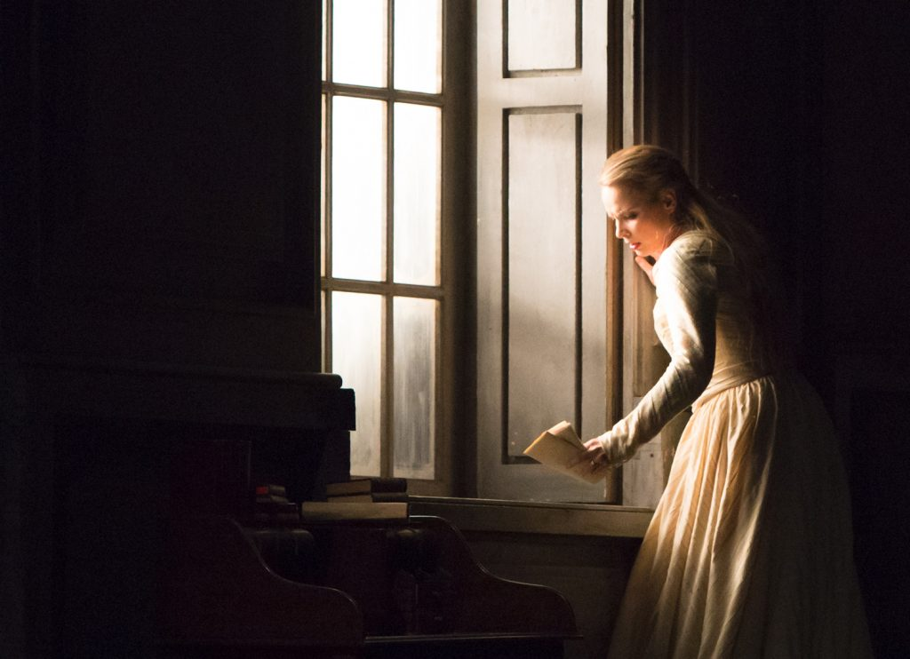 Charlotte in Werther at the Opéra National de Paris (2016; Photo: Emilie Brouchon)